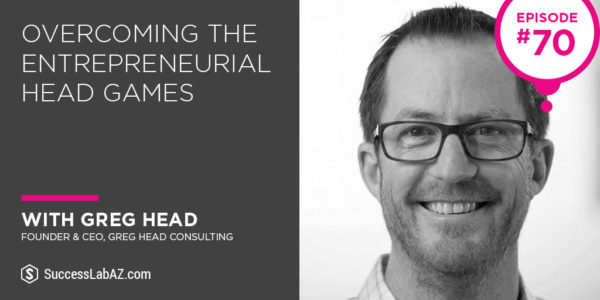the successlab podcast with greg head