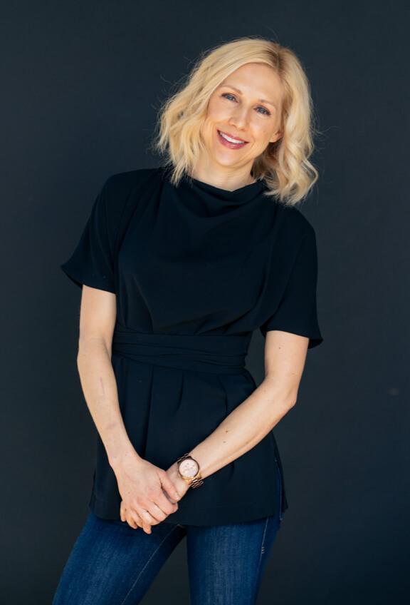 Beth Cochran portrait